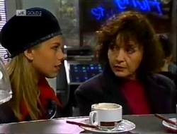 Lucy Robinson, Pam Willis in Neighbours Episode 2002