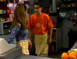 Kristy, Rick Alessi in Neighbours Episode 2002