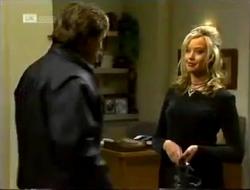 David Kazalian, Annalise Hartman in Neighbours Episode 2003