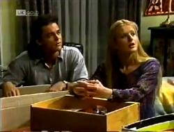 Wayne Duncan, Phoebe Bright in Neighbours Episode 2003