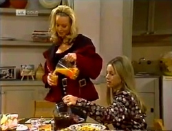 Annalise Hartman, Lucy Robinson in Neighbours Episode 2003