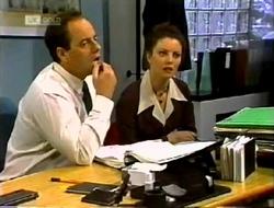 Philip Martin, Gaby Willis in Neighbours Episode 2003