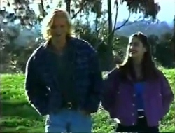 Brad Willis, Beth Brennan in Neighbours Episode 2003