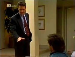 Paul Robinson, David Kazalian in Neighbours Episode 2003