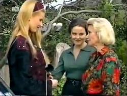 Phoebe Bright, Julie Martin, Helen Daniels in Neighbours Episode 2003
