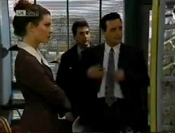 Gaby Willis, Detective Sergeant Fry in Neighbours Episode 2004
