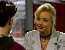 Rick Alessi, Annalise Hartman in Neighbours Episode 2004