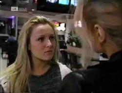 Lauren Turner, Annalise Hartman in Neighbours Episode 2004