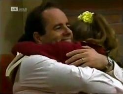 Philip Martin, Hannah Martin in Neighbours Episode 2005