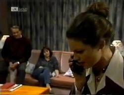 Doug Willis, Pam Willis, Gaby Willis in Neighbours Episode 2005