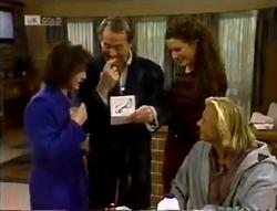 Pam Willis, Doug Willis, Gaby Willis, Brad Willis in Neighbours Episode 2005