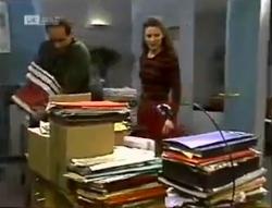 Philip Martin, Gaby Willis in Neighbours Episode 2005