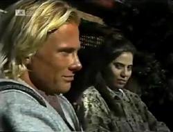 Brad Willis, Beth Brennan in Neighbours Episode 2005