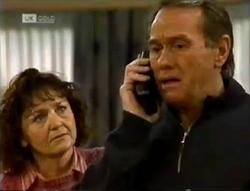 Pam Willis, Doug Willis in Neighbours Episode 2005