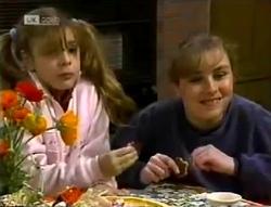 Hannah Martin, Debbie Martin in Neighbours Episode 2005
