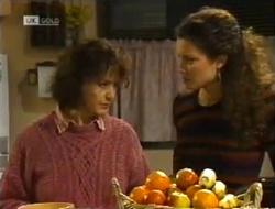 Pam Willis, Gaby Willis in Neighbours Episode 2006