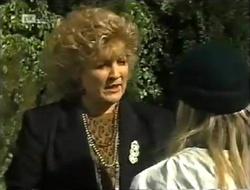 Cheryl Stark, Lauren Turner in Neighbours Episode 2006