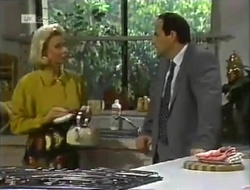 Helen Daniels, Philip Martin in Neighbours Episode 2006