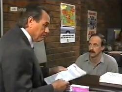 Doug Willis, CES Attendant No.1 in Neighbours Episode 2006