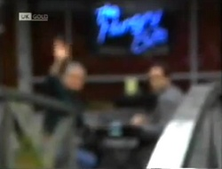Lou Carpenter, Philip Martin in Neighbours Episode 2006