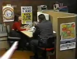 CES Attendant No.2, Doug Willis in Neighbours Episode 2006