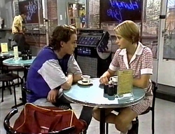 Martin, Danni Stark in Neighbours Episode 2094