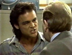 Wayne Duncan, Vince Roland in Neighbours Episode 2094