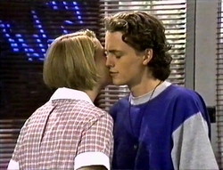 Danni Stark, Martin in Neighbours Episode 2094