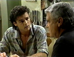 Wayne Duncan, Lou Carpenter in Neighbours Episode 2094