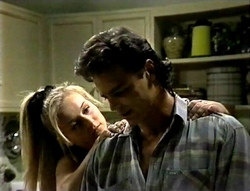 Lauren Turner, Wayne Duncan in Neighbours Episode 2094