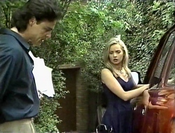 Wayne Duncan, Annalise Hartman in Neighbours Episode 2094