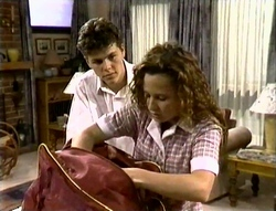 Michael Martin, Cody Willis in Neighbours Episode 2094