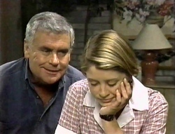Lou Carpenter, Danni Stark in Neighbours Episode 2094