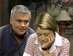 Lou Carpenter, Danni Stark in Neighbours Episode 2094