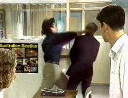 Wayne Duncan, Vince Roland in Neighbours Episode 2094
