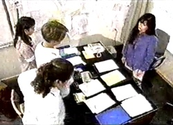 Anne Wilkinson, Billy Kennedy, Toadie Rebecchi, Susan Kennedy in Neighbours Episode 2802