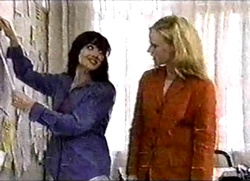 Susan Kennedy, Tess Bell in Neighbours Episode 2802