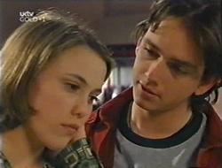 Libby Kennedy, Darren Stark in Neighbours Episode 2998