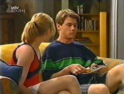 Amy Greenwood, Lance Wilkinson in Neighbours Episode 2998