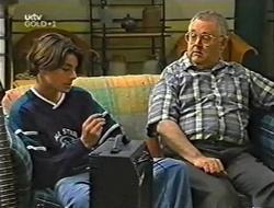 Paul McClain, Harold Bishop in Neighbours Episode 2998