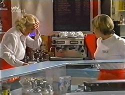Madge Bishop, Cassandra in Neighbours Episode 2998