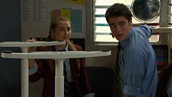 Piper Willis, Ben Kirk in Neighbours Episode 7441
