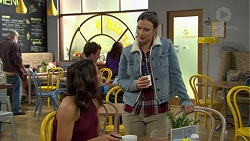 Paige Smith, Amy Williams in Neighbours Episode 7441