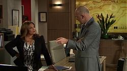 Terese Willis, Tim Collins in Neighbours Episode 7441