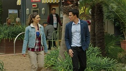 Amy Williams, Jack Callahan in Neighbours Episode 7441