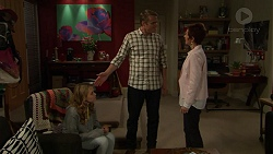 Xanthe Canning, Gary Canning, Susan Kennedy in Neighbours Episode 7441