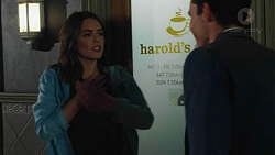 Paige Smith, Jack Callahan in Neighbours Episode 7441