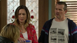 Steph Scully, Sonya Rebecchi, Toadie Rebecchi in Neighbours Episode 7442