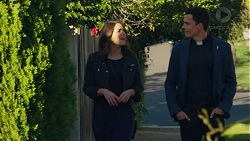 Paige Smith, Jack Callahan in Neighbours Episode 7442