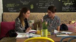 Alison Gore, Ben Kirk in Neighbours Episode 7442